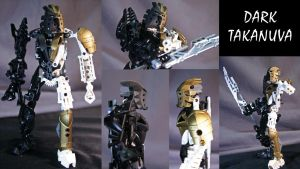 Dark Takanuva (old) by Deadpool7100