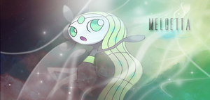 Meloetta by torchica