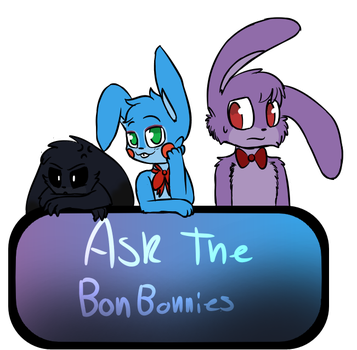 WELCOME by ask-the-bonbunnies