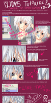 IZAM Coloring Tutorial German by iza-chan