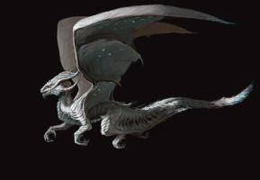 Good Dragon concept by Cloister