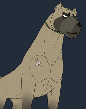 Berthold - Ginga OC by fractur