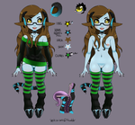 Vetis Reference sheet (Updated) by Vetisx