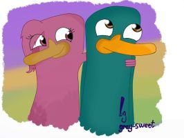 Perry and Phillyan by Grey-Sweet