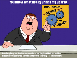 You Know What Really Grinds my Gears? 12 by darthraner83