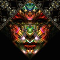 fractal face19 by ordoab