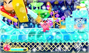Kirby in Old Odyssey by PoyosEpicProductions