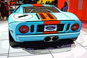 Ford GT by Jpedos