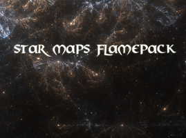 Star Maps Flamepack by plangkye