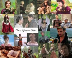 OUAT collage by JackieStarSister
