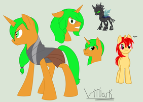 AU: Villiark by Breaking-Cloud-Nine
