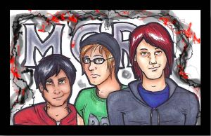 My Chemical Boys by pearl-whisper