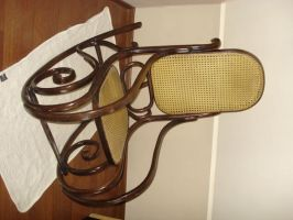 rocking chair2 by magnesina-stock