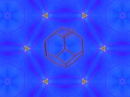 Dodecahedron by OMniscience1