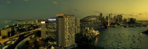 Sydneyscape by Genetrix205