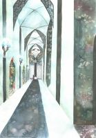 Halls of the Exalted by NamikazeH4