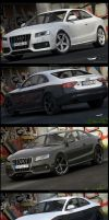 AUDI S5 2008medley by maView