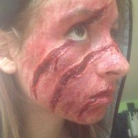Gash Makeup by Garnier-FX