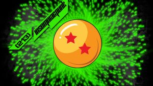 Two Star Dragonball Background by Elder-Misanthrope