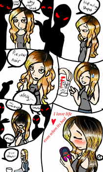 CRING OLD ART!!!! by InFamousNevaeh