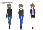 River Knight Concept art Clothes by xtechnology-1