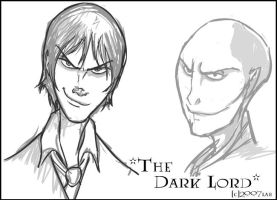 The Dark Lord - HP by lberghol