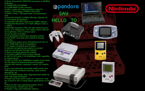 Pandora Wallpaper: Nintendone by Jourdy288