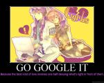 Go Google it Motivational by HC-IIIX