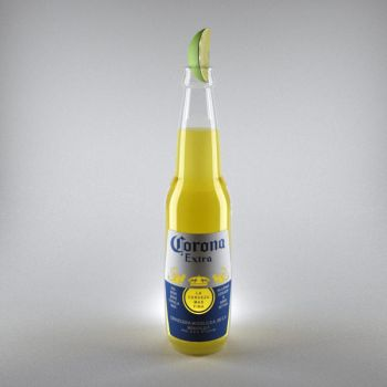 Corona Beer by cocoonH