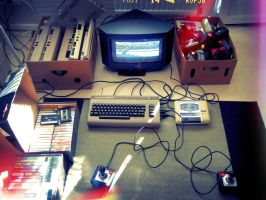 My C64 Collection by ahlberg
