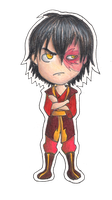 Zuko Chibi by TheMuzbo