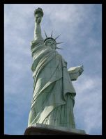 Lady Liberty by picworth1000wrds