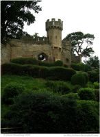 Warwick Castle by In-the-picture
