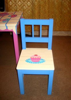 Cake Chair by groovyfeet
