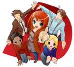 The Melancholy of Donna Noble by A-nyu-sama