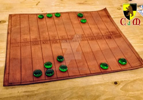 Board Game - Tablut by Cristoph86