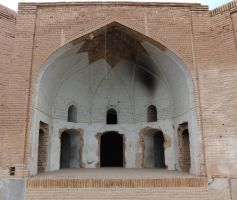Persian Architecture 23 - Iwan by fuguestock