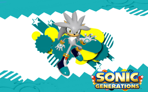 Sonic Generations-Silver by Nibroc-Rock