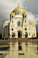 Kronstadt Cathedral 1 by wildplaces