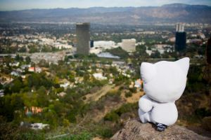 Overlooking Studio City by deviantARTGear
