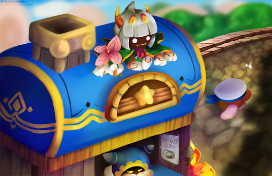 Ye Olde Microtransaction Shoppe by fighterkirby12