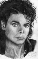 Michael Jackson BAD by szucia