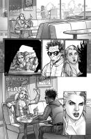 Harley Quinn Issue 4 Page 11 by StephaneRoux