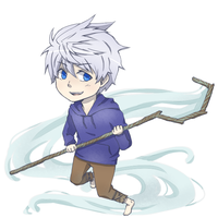 Little Jack Frost by tetracyan