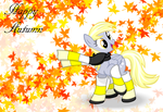Autumn Derpy by MAJORA64