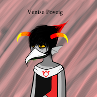 Venise Poveig by ZombieHighSchoolKid