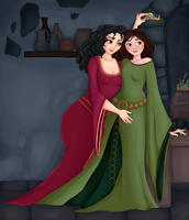 Gothel Knows Best by DoctorPiper