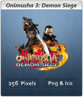 Onimusha 3 - Icon by Crussong