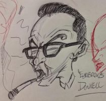 Eyebrows Donnell by Mushmeister67