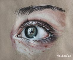 Eye by HellenManson